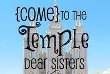 Church Stuff - Temples