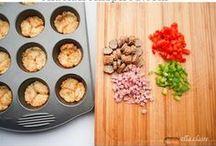 Recipes / by Erica DJ Ibanez
