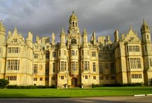 Victorian Castles and Country Houses / The wealth of Victorian Britain led to a boom in the building of vast castles and country houses in a fantastical variety of design.