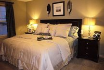 Bedroom designs and colors / by Dianne Carter