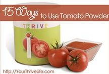 Prepare - Food Storage Recipes & Food Tips