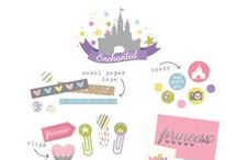 Enchanted / The picture perfect collection for your princess; after all, everyone deserves a little happily ever after!