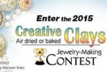 Creative Clays Contest Winners & Finalists / Jewelry-Making Contest Winners and Finalists / by Fire Mountain Gems and Beads