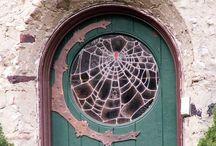 Doors, windows and gateways