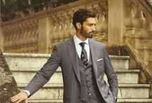 Contemporary | Three-Piece Suit / by The Skallywag's Rags