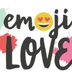 Emoji Love / Bold colors and sassy sayings mash up with your favorite graphic icons in this next playful, totally awesome new collection from Simple Stories.  Emoji Love will have you LOL'ing while you express yourself & craft away with your BFFs in style!
