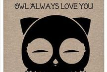 OWL love you / by Donatella De Finis