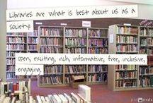 Library Stuff  / by Rekesha Spellman