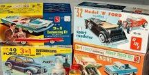 Hot Rods & Classic Car Model Kits / We carry Classic Cars, Hot Rod, Monster & Movie Model Kits at MichToy. Here are just a few examples. Visit Our web site for more!