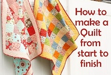 Crafts - Quilting / I really want to get into quilting to have something to pass down to my children, and their children.