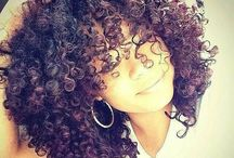 Beauty and Hair.! / My crazy, super curly, kinky, frizzy hair needs to be tamed.!! ❤️ / by Peyton Gallegos