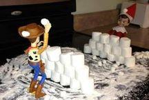 Elf on the Shelf / Ideas for the Elf.