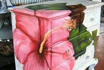Painted Furniture / by Ann New Zealand
