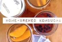 Kombucha / by Rekesha Spellman