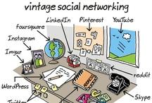 Social Media  / by Rekesha Spellman