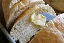 Bread Stuff / by Glennda Parker