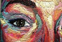 Fabric Art / by Ann New Zealand