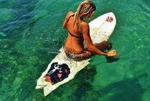 Surfing & Kitesurfing