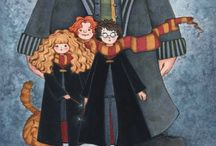 (Books) Harry Potter / Las cosas que me molan del universo Harry Potter