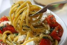 recipes: pasta & Co. / by Donatella De Finis
