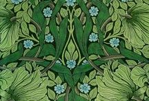 Patterns, Textiles, and Wallpapers