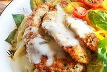 Main Dishes: Chicken