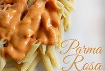 Main Dishes: Pasta