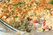 Main Dishes: Casseroles