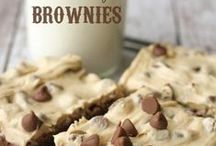 Brownies & Bars / Sweet stuff in a pan.