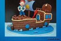 cake design : gâteaux sculptés