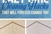 Cleaning House  / Cleaning hacks / by Nichole Kiper
