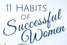 Inspirational Women / Give a women the right pair of shoes, and she can conquer the world.