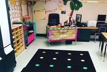 Classroom Tour / Step inside cute, beautiful, organized, functional, and well managed classroom to get ideas, no matter what grade level you teach.