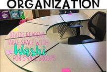 Back to School Elementary Ideas / Get ready for back to school in your classroom with organization and planning tips for no matter what grade you teach. #backtoschool #classroomorganization #thirdgrade #fourthgrade #secondgrade
