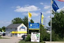 Our Kentucky Sites / Compass Self Storage in Florence and Hebron- Kentucky.