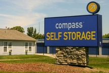 Our Michigan Sites / Compass Self Storage in Flat Rock, Fraser, Novi, Madison Heights, Rochester Hills, Shelby Twp, Waterford, Jackson, E. Lansing, Roseville, & Warren- Michigan.