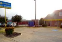 Our Mississippi Sites / Compass Self Storage in Olive Branch and Nesbit- Mississippi.