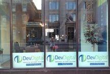 Dev Digital New Office / Dev Digital LLC. New Office Address 162 Rosa L Parks Blvd, Nashville, TN 37203