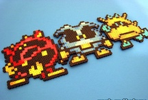 Perler Beads / by Tracy Oxyer