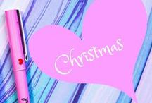 Christmas- because it needs it's own space / All things Christmas are in here... crafts, recipes, decor... you name it