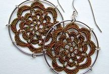 jewelries (crochet)