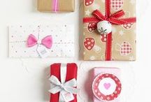 Craft: Wrapping / by Janine (*v*)
