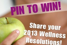 Pin to Win Supplements - Wellness Resolution  / What's Your 2013 Wellness Resolution? Pin to Win $100 of Wellness Resources supplements! Use #WellnessResolutions in your pins. Then, enter contest here: https://www.facebook.com/WellnessResources/app_201742856511228  Ends Wednesday, January 30, 2013. / by Wellness Resources