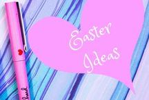 Easter ideas / Easter is a time to celebrate... what some tips on how to celebrate with your kids? How to decorate your home?  Look no further!