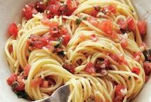 Pasta! / by Amanda Sheppard
