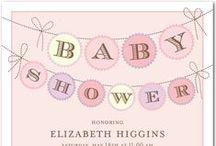 Chá de bebê/baby shower