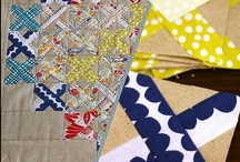 Patching - Piecing - Quilting