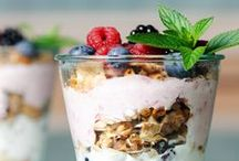 Healthy Breakfasts / I love how much better I feel now that I am eating healthier. Here are some healthy breakfasts for you to enjoy! For more healthy recipes, join me on FB  https://www.facebook.com/groups/GetHealthierWithMe/