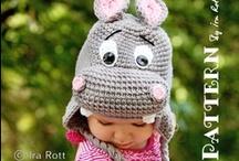 stuff for kids (crochet)