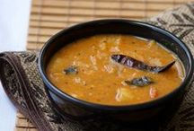 South Indian Curries & Gravies